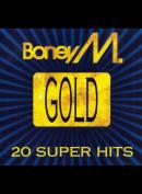 c755 Boney M.: Gold - 20 Super Hits