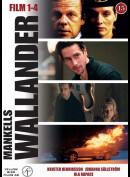 Wallander Box 1: 1-4