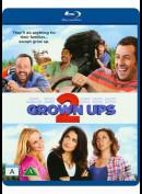 Grown Ups 2 (Drengerøve 2) (KUN BLU-RAY)