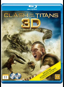 -4191 Clash Of The Titans (Blu-ray + Blu-ray 3D)