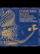 c952 Cherubini: Das Neue Orchester, Chorus Musicus*, Christoph Spering: Requiem / In Paradisum