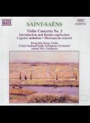 c954 Saint-Saëns*, Dong-Suk Kang, Polish National Radio Symphony Orchestra, Antoni Wit: Violin Concerto No. 3