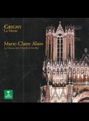 c960 Grigny La Messe: Marie-Claire Alain