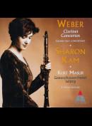 c936 Sharon Kam: Clarinet Concertos