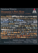 c964 Sándor Veress, András Schiff, Dénes Várjon, Budapest Festival Orchestra, Heinz Holliger – Hommage À Paul Klee