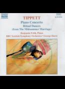 c967 Tippett: Benjamin Frith, BBC Scottish Symphony Orchestra, George Hurst