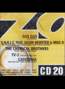 c989 Zoo Magazine: CD Sampler 20