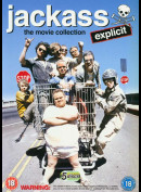Jackass: the movie collection [unrated]