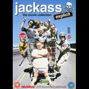 Jackass: The Movie Collection  -  5 disc