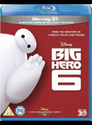 Big Hero 6 (Blu-ray 3D + 2D)