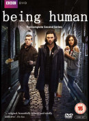-3489 Being Human: sæson 2 (3 Disc) (KUN ENGELSKE UNDERTEKSTER)