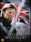 Sharpe Boks 5: Waterloo - Det Sidste Slag