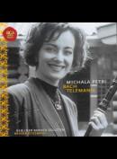 c1126 Michala Petri, Berliner Barock Solisten, Rainer Kussmaul: Bach / Telemann