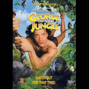 -4356 George Of The Jungle (KUN ENGELSKE UNDERTEKSTER)