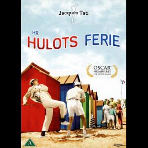 Hr. Hulots Ferie (Les Vacances De Mr Hulot)