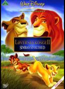 u13200 Løvernes Konge 2: Simbas Stolthed (UDEN COVER)