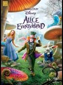 Alice I Eventyrland (2010) (Johnny Depp)