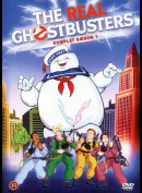 The Real Ghostbusters: sæson 1 [2-disc]