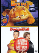 Garfield + Dodgeball