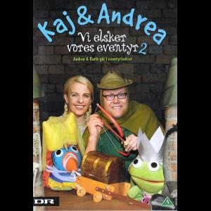Kaj & Andrea: Vi Elsker Vores Eventyr 2