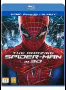 The Amazing Spider-man (KUN BLU-RAY 3D)