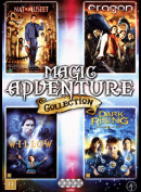 Magic Adventure Collection  -  4 disc