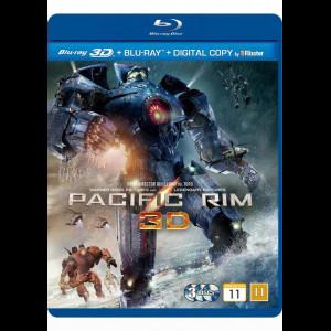 -4503 Pacific Rim (KUN Blu-Ray 3D)