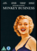u11678 Monkey Business (Marilyn Monroe) (UDEN COVER)