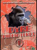 Dyrebiblioteket 1 - Gorillaer
