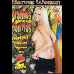 5583 Grannies Givin Up Panties