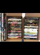 Pakke Nr. 19 Med 50 Blandede DVD Film (Se på billedet præcis hvilke)